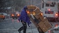 Days after Hurricane Sandy, the east coast of America is about to be hit by another storm