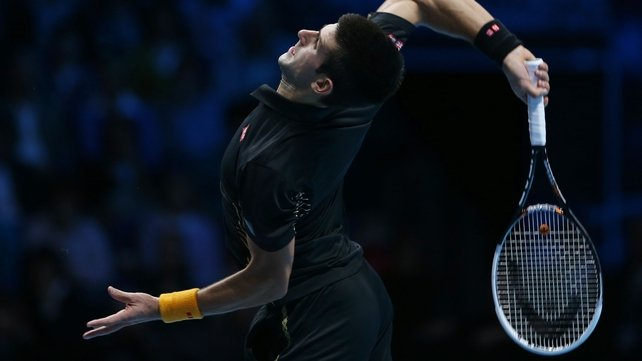Novak Djokovic has been named top seed for the 2013 US Open