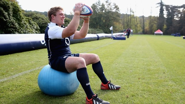 Youngs gets his chance to impress at No 2