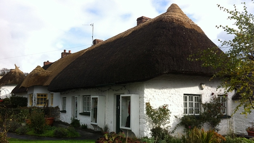 It is history and heritage that takes you to Adare