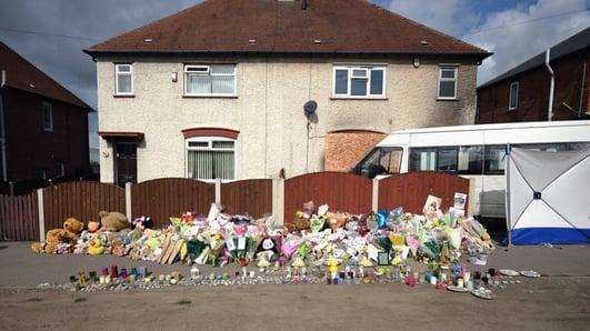 Guilty verdicts in Nottingham child killing trial