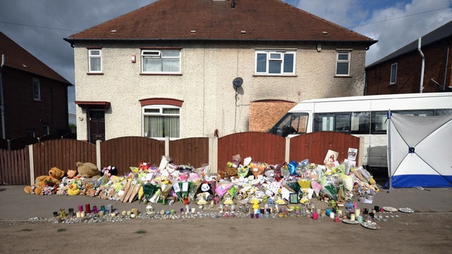 Fire at Derby home killed five brothers and their sister