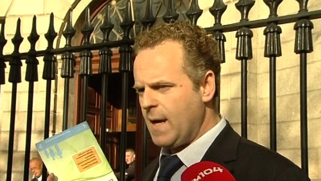 Mark McCrystal took the case over the Government's information campaign