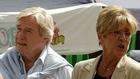 Anne Kirbride with Bill Roache