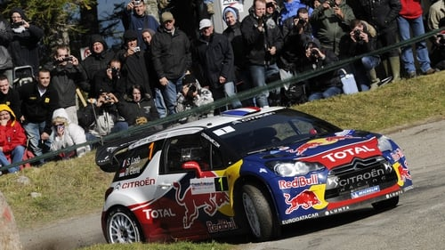 Loeb will get to pick his starting spot in tomorrow's first stage