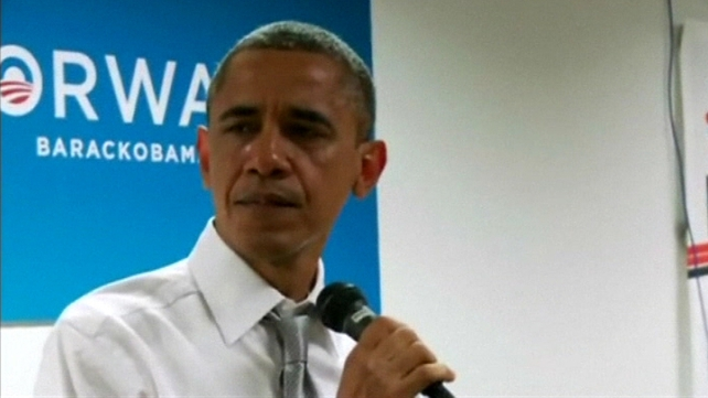 Florida brings Barack Obama's total of electoral votes to 332