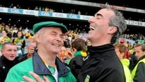 Donegal legend Brian McEniff says he is delighted for Jim McGuinness on a personal level but disappointed for the Donegal football team