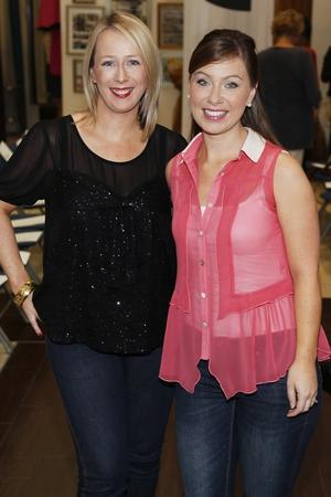 Leonie Foran and Liz O'Calaghan