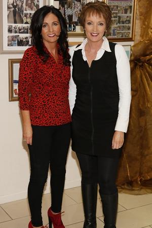 Elaine Anthonsen and Debbie Eiffe