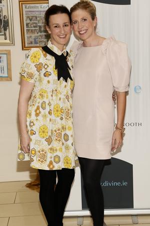 Sarah Fahey and Annemarie Maddock