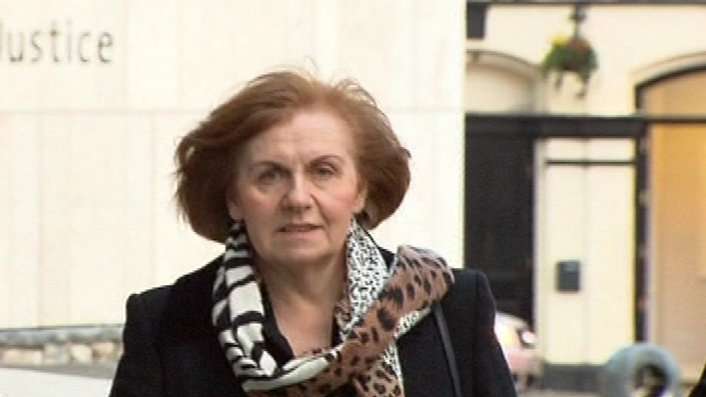 District Court Judge Heather Perrin found guilty of deception