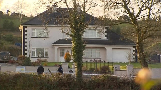 Man was found by gardaí in the sitting room of his home in Bailieboro