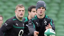 Jonathan Sexton says that Ireland's injury crisis presents an opportunity for others