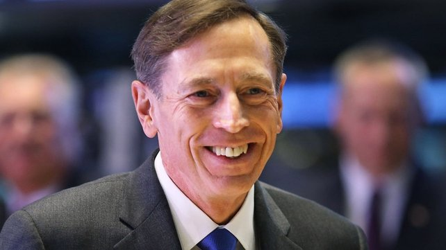 David Petraeus has apologised for conduct that led to his resignation as head of the CIA