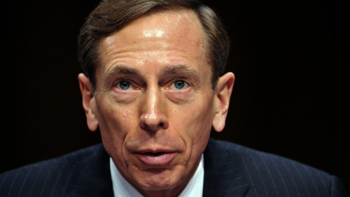 David Petraeus resigns after admitting he had an extramarital affair