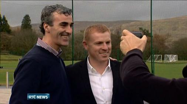 Jim McGuinness joins Neil Lennon's backroom team