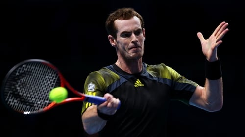 Andy Murray: 'I got off to a good start so that helped'