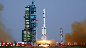 China successfully launched the Shenzhou 9 in June