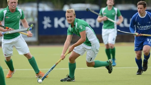 Ireland will have a rest day tomorrow before they take on Japan in their final pool game on Tuesday