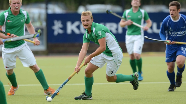 Ireland star Michael Watt and his team-mates suffered a second consecutive defeat in Argentina