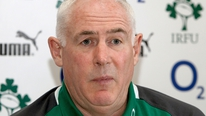 Irish rugby team manager Michael Kearney tells George Lee about his successful business career and how he got involved in rugby