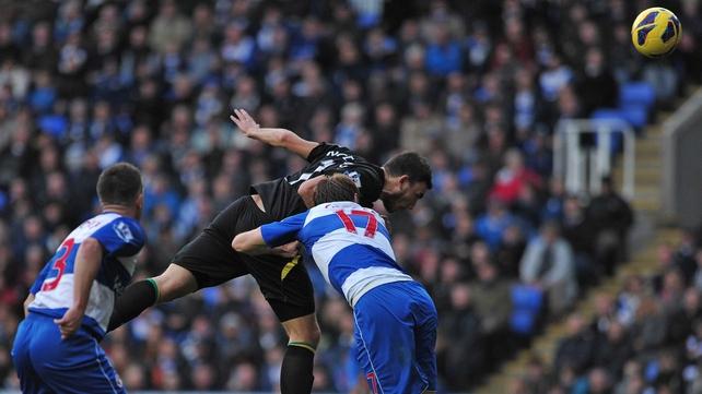 Robert Snodgrass heads towards goal for Norwich