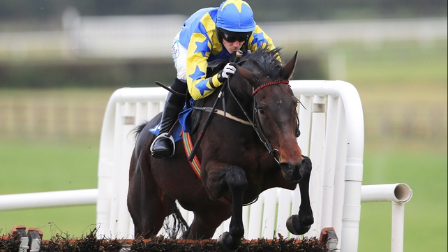 Andrew McNamara rode Rory O'Moore clear a long way out and he came home alone in the opening maiden hurdle
