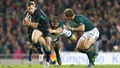 Ireland edged out by Springboks