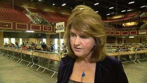 Joan Burton said more needed to be done to reduce the burden of poverty on vulnerable groups
