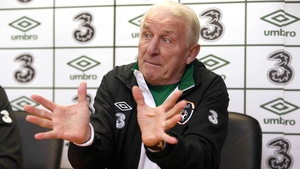 Trapattoni has been forced into squad changes due to the injuries to Aiden McGeady and Keith Fahey