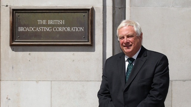 Chris Patten is the former chairman of the BBC Trust