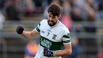 Sean Perry reports from Aughrim as Portlaoise demolished St Patrick's of Wicklow in the Leinster Club Football Championship