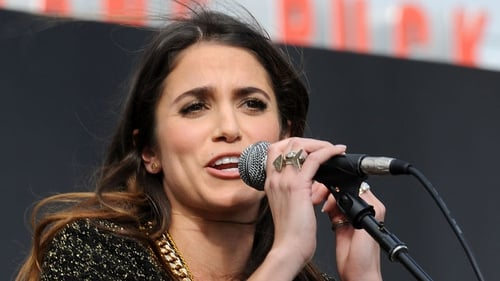 Nikki Reed got emotional at a Twilight fan event