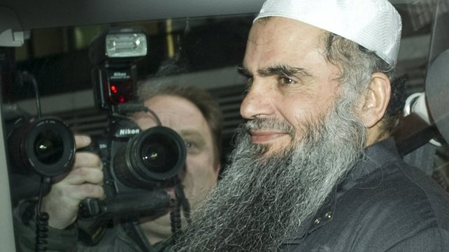 Abu Qatada is wanted in his native Jordan after being convicted of terrorism charges in 1999