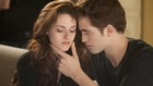 Kristen Stewart and Robert Pattinson in Twilight