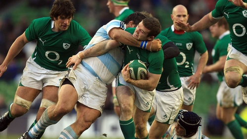 Ireland versus Argentina: not a straight scrap for a place in the top eight