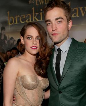 Stewart and Pattinson