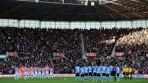Stoke are planning to fill in the south-east corner of the Britannia Stadium