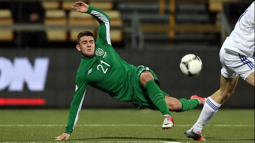 Robbie Brady will start for Ireland against Greece on Wednesday
