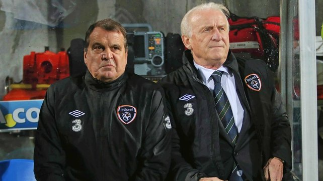 Marco Tardelli and Giovanni Trapattoni have had some uncomfortable nights in the dugout in 2012