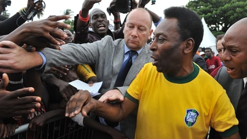 Pele is likely to be discharged tomorrow