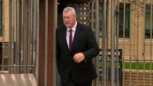 Former Ireland International rugby player David Tweed found guilty on 13 counts of indecent assault