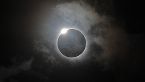 Exposing the eye to the Sun for as little as one minute can result in sight-threatening damage