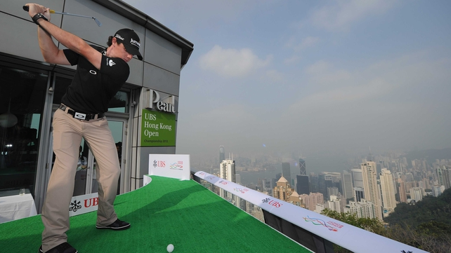 Rory McIlroy 'really enjoyed the buzz and the atmosphere' of Hong Kong