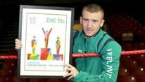 The Irish boxing team's success in London has been commemorated by An Post with a new stamp