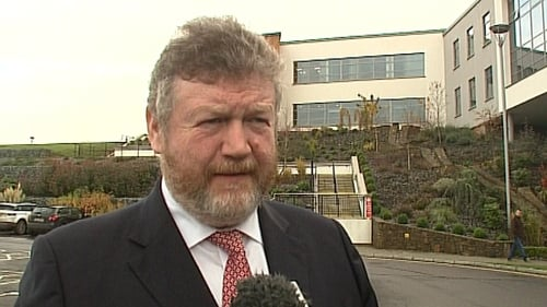 James Reilly said the graduate nurse recruitment programme will continue