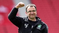 Hibernian manager Pat Fenlon tells Damien O'Meara about their fabulous start to the SPL season