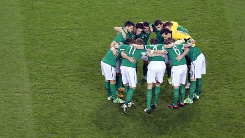 Ireland were humbled at Euro 2012  by Croatia, Spain and Italy