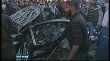 Hamas chief dies in an airstrike