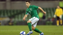 Wes Hoolahan gives his reaction to RTÉ's Tony O'Donoghue